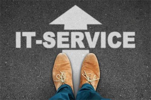 IT Service und Support für Anwender